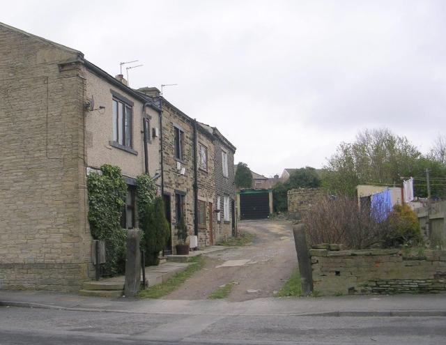 Green Terrace - Idle Road