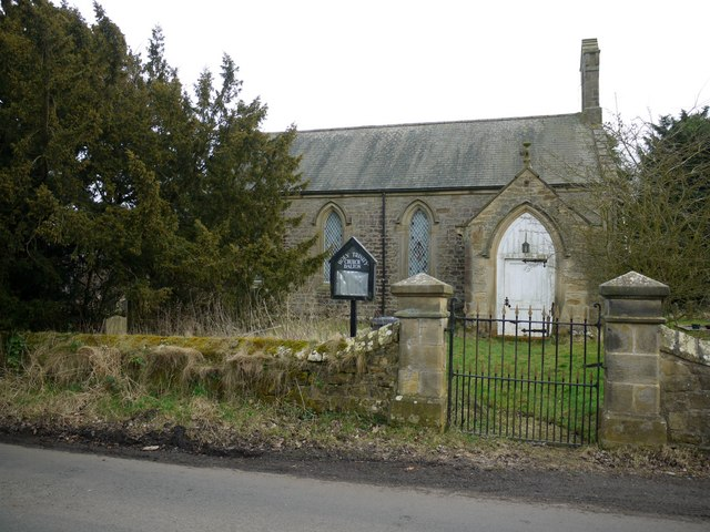 Church of The Holy Trinity, Dalton, Ponteland