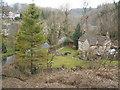 SK2264 : Riverside cottage in Alport by Peter Barr