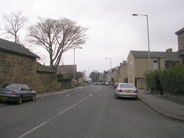 Pollard Lane - viewed from Barmby Road