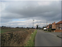 SK4976 : Clowne - Hickingwood Lane by Alan Heardman