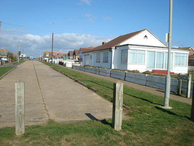 Friars Avenue, Peacehaven, East Sussex by Stacey Harris