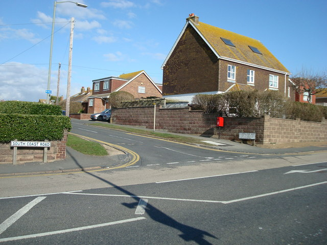 Downland Avenue, Peacehaven, East Sussex by Stacey Harris