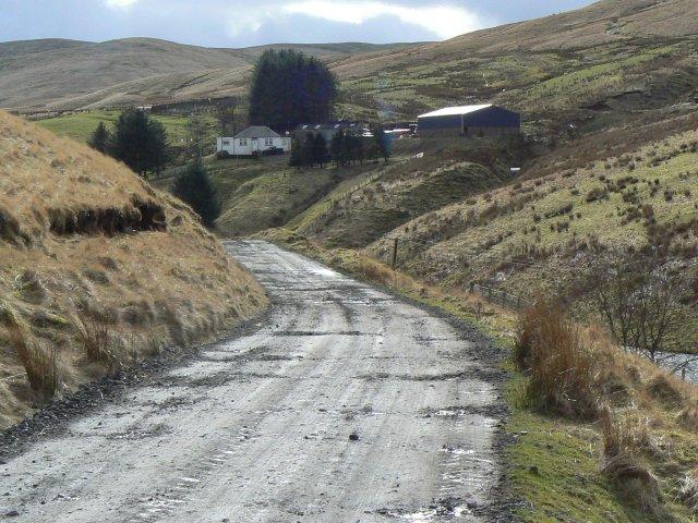 Backhills Farm