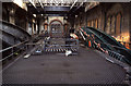 TQ4881 : The beam floor, Crossness Pumping Station by Chris Allen