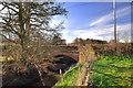 SO4430 : Bridge near Kilpeck by Stuart Wilding