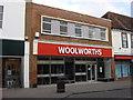 TL8741 : Former Woolworths store, Sudbury by Oxyman