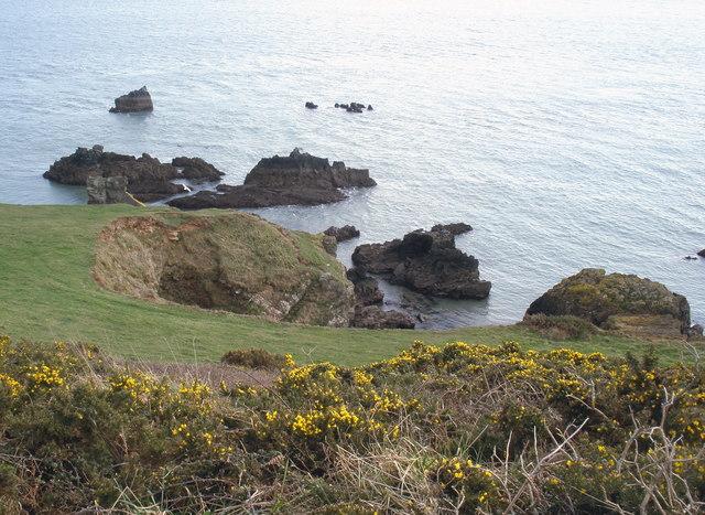 Inner Combe Rocks
