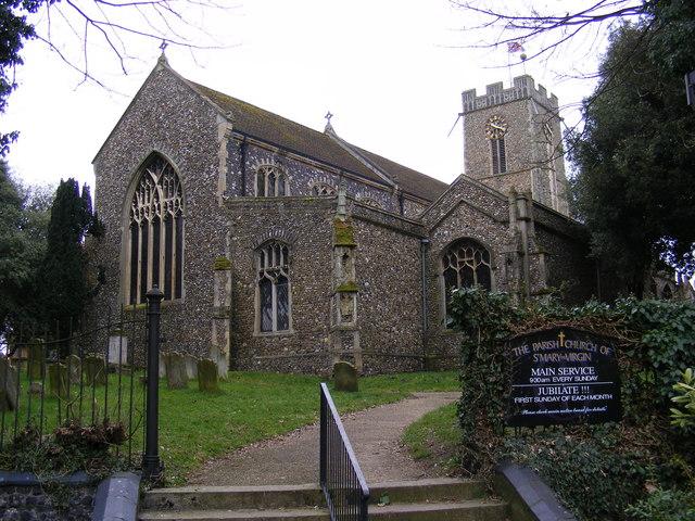 St.Mary the Virgin Church, Halesworth