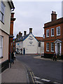 TM3877 : Thoroughfare, Halesworth by Adrian Cable