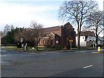 NS5164 : Church in Penilee by Stephen Sweeney