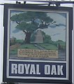 SY3693 : Royal Oak - Charmouth by John M