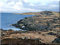 NR6879 : Along Rubha na Cille by Iain Coucher