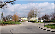 SJ8587 : Cheadle  Royal  Business  Park by Geoff Royle