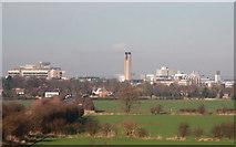 TL4655 : Addenbrooke's Hospital by Bob Jones