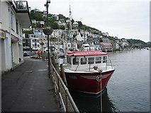 SX2553 : Looe Harbour by Ian Cunliffe