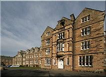 NZ0516 : Barnard Castle School by Andy Waddington