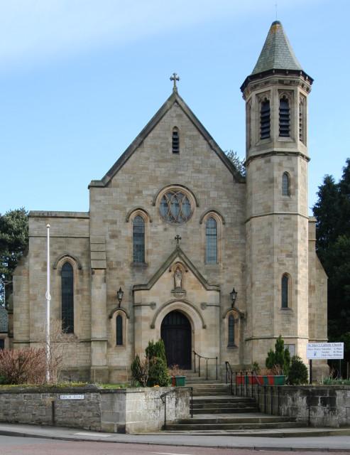 Barnard Castle RC Church