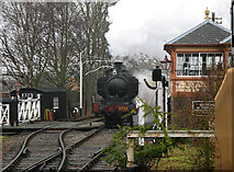SU5290 : Didcot Railway Centre by Alasdair Addison