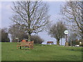 SO9678 : Benches, Romsley Common by Roy Hughes