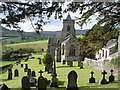 SD4491 : Crosthwaite church by Ian Cunliffe