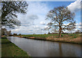 SJ6760 : Shropshire Union Canal in early spring by Espresso Addict