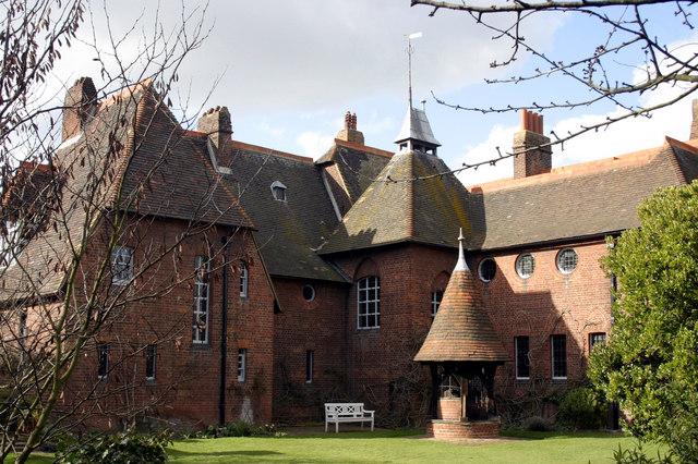Rear of Red House, Bexleyheath