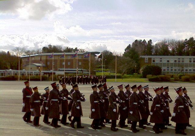 Helles Barracks Parade Ground