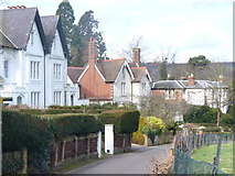 TQ1649 : Rose Hill, Dorking by Colin Smith