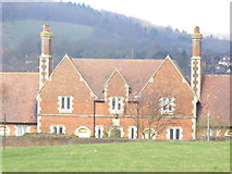 TQ1649 : The Almshouses, Cotmandene by Colin Smith