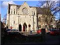TM1644 : Christ Church URC Baptist Church, Ipswich by Adrian Cable