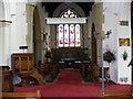TM3862 : St.John the Baptist Church Altar by Adrian Cable