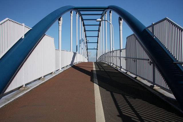 The Jane Coston Cycle Bridge