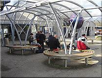 SK1482 : Food-2-Go, Castleton by michael ely