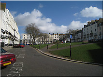 TQ8109 : Wellington Square, Hastings by Oast House Archive