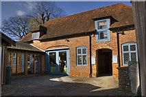 SU4829 : Winchester Cathedral Shop by HackBitz