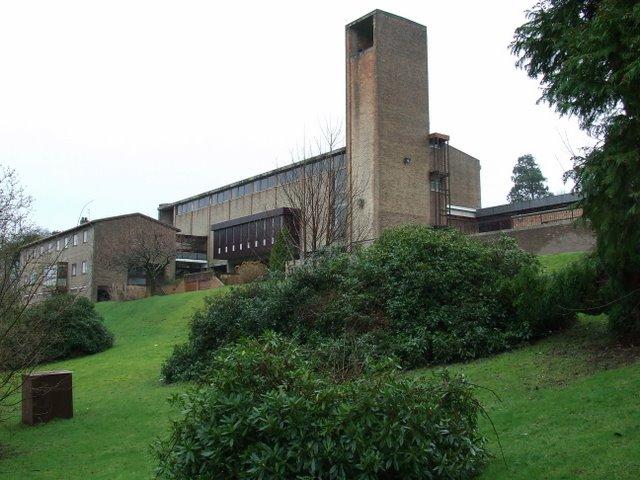 Holy family RC Church & parochial house