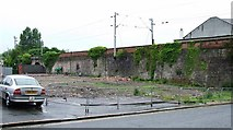 NS3174 : Site of former Army barracks by Thomas Nugent