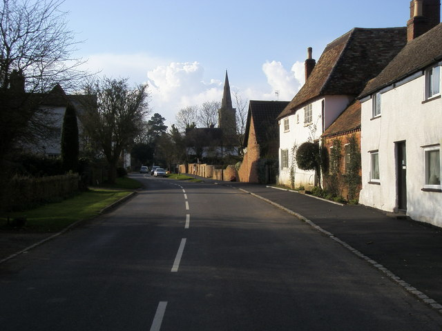 High Street Swineshead