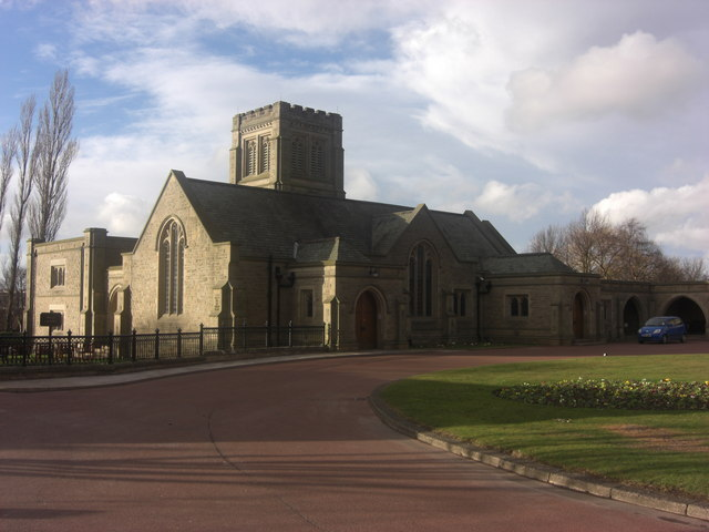 West Road Crematorium - West Chapel