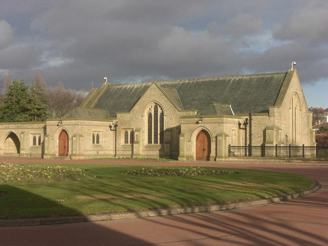 West Road Crematorium - East Chapel