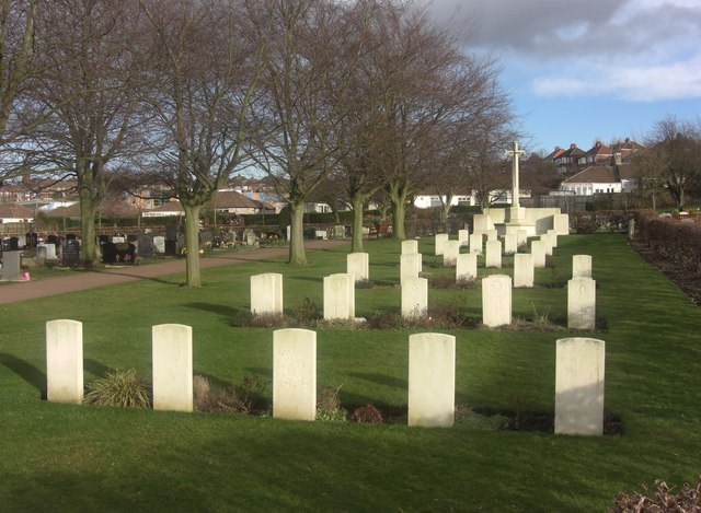 West Road Cemetery - Commonwealth War Graves