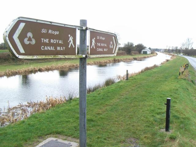 Royal Canal at Branganstown, Co. Kildare