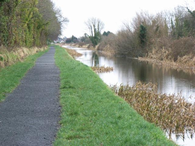 Royal Canal at Maynooth South, Co. Kildare