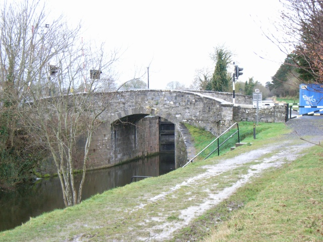 Deey Bridge on the Royal Canal in Co. Kildare