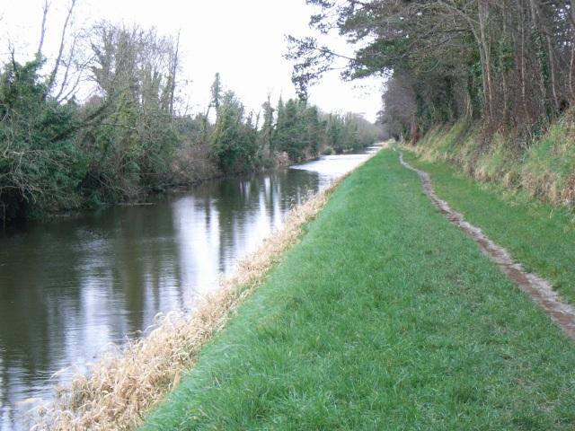 Royal Canal at Blakestown, Co. Kildare