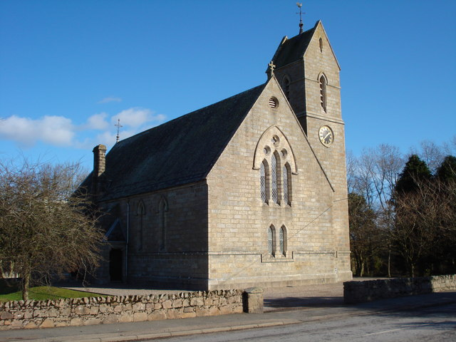 Methlick Parish Church