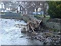 NY2623 : Death of a footbridge by Andy Waddington