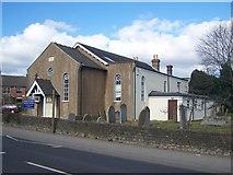 TQ6057 : Borough Green Baptist Church by David Anstiss