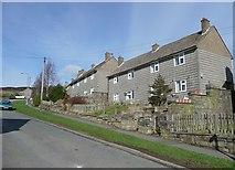SE0028 : Houses, Walker Lane, Chiserley, Wadsworth by Humphrey Bolton